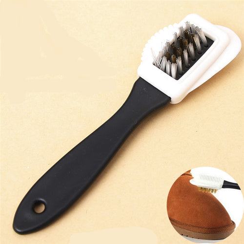 3 Sided Cleaning Brush For Suede