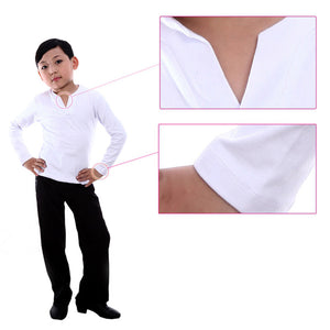 Kids Ballroom/Latin Dance Performance Longsleeve & Pants