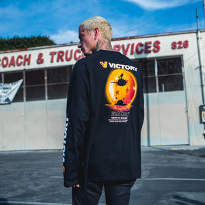 Needs 2 Dance | Hero On Sunset Sweatshirt