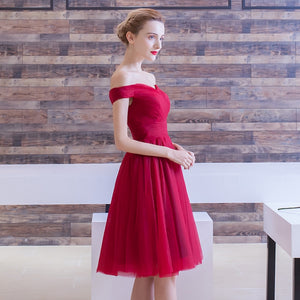 Needs 2 Dance | Lovely Ruffled V-Neck Cocktail Dress
