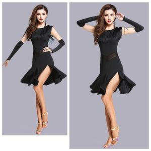 Needs 2 Dance | Competition Latin Dance Dress