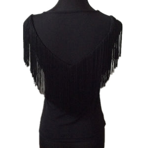 Women's Fringe Dance Tops