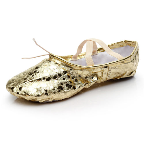 Ballerina Flats Girls Dance Shoes