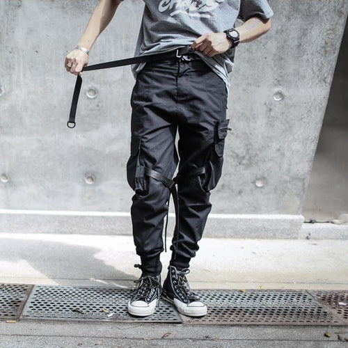Needs 2 Dance | Ribbon Cargo Pants