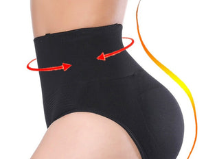Women's Waist Trainer Pads Hip Enhancer Control Panties