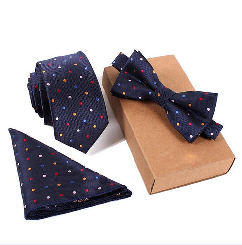 Needs 2 Dance | Men's Slim Tie Set