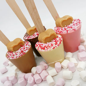 Hot Chocolate Stirrer - Milk Chocolate