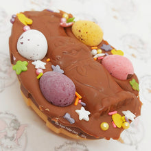 Load image into Gallery viewer, Easter Fudge Fairy Egg - Chocolate Orange Bunny