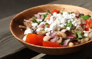 Kenearly Bean Salad Recipe!
