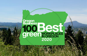 100 Best Green Workplaces in Oregon 2020