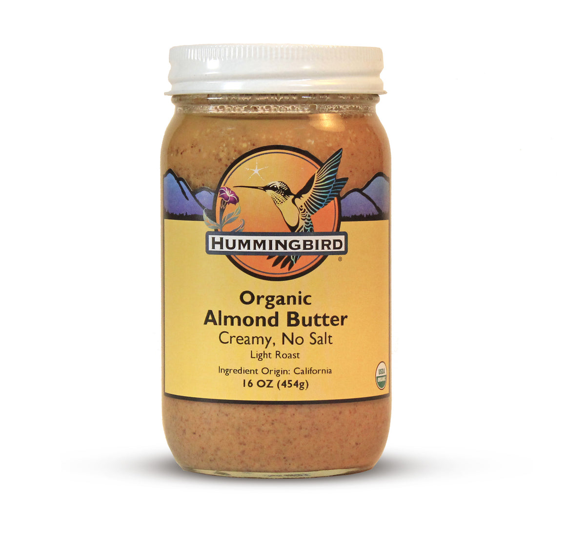 Almond Butter, Creamy, Lightly Roasted