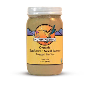 Sunflower Seed Butter, Toasted