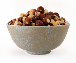 Hazelnuts, Whole, Roasted