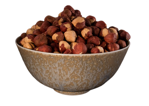 Hazelnuts, Roasted, Whole