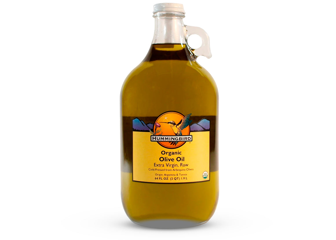 Olive Oil, Arbequina, Raw, Extra-Virgin (Imported)