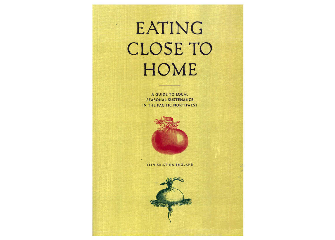 "Cookbook ""Eating Close to Home"""