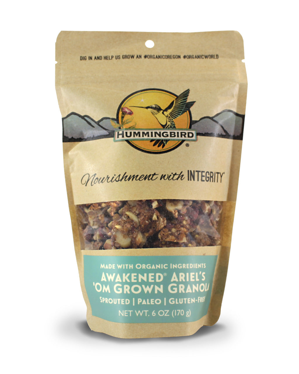 Awakened<sup>&reg;</sup> Ariel's 'Om Grown Granola