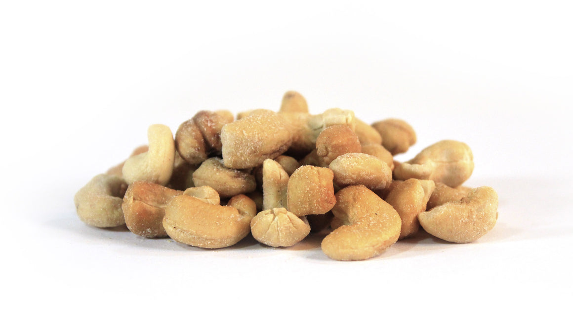 Roasted & Salted Cashews are an amazing snack that you will love.