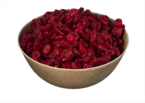 Cranberries, Dried (with OG Cane Sugar and Sunflower Oil)