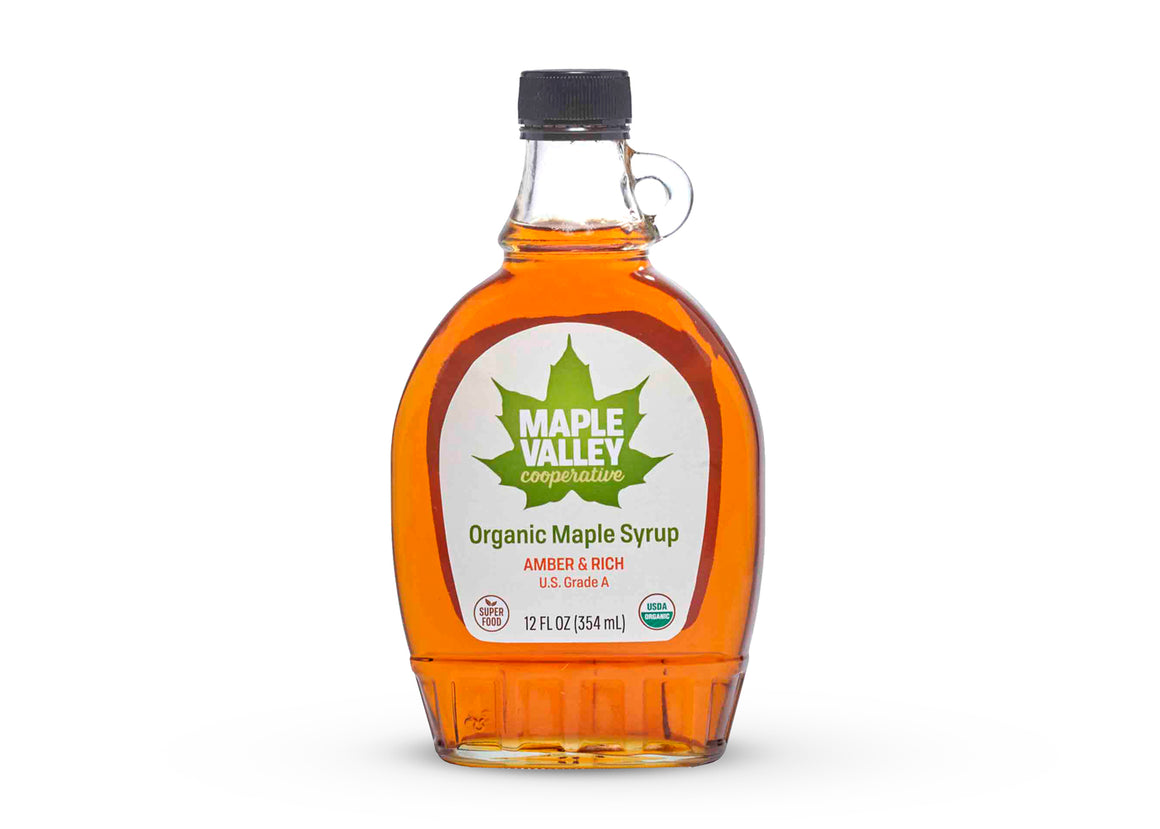 Maple Syrup, Amber & Rich, Maple Valley