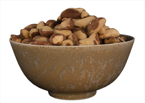 Brazil Nuts, Shelled, Raw