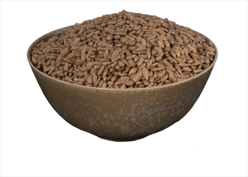 Sunflower Seed, Hulled, Unpasteurized