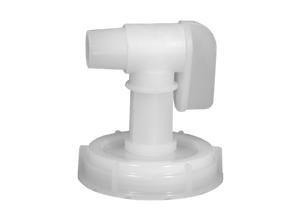 Lid and Spigot for 2.5 Gal Easy Pour Jug (assembly required)