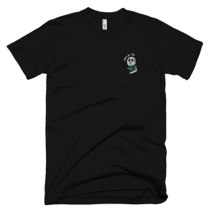 Greens For Life Embroidered T-Shirt