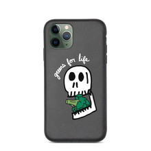 Load image into Gallery viewer, Greens For Life Biodegradable phone case