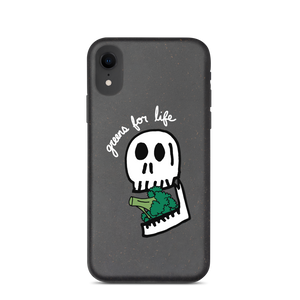 Greens For Life Biodegradable phone case