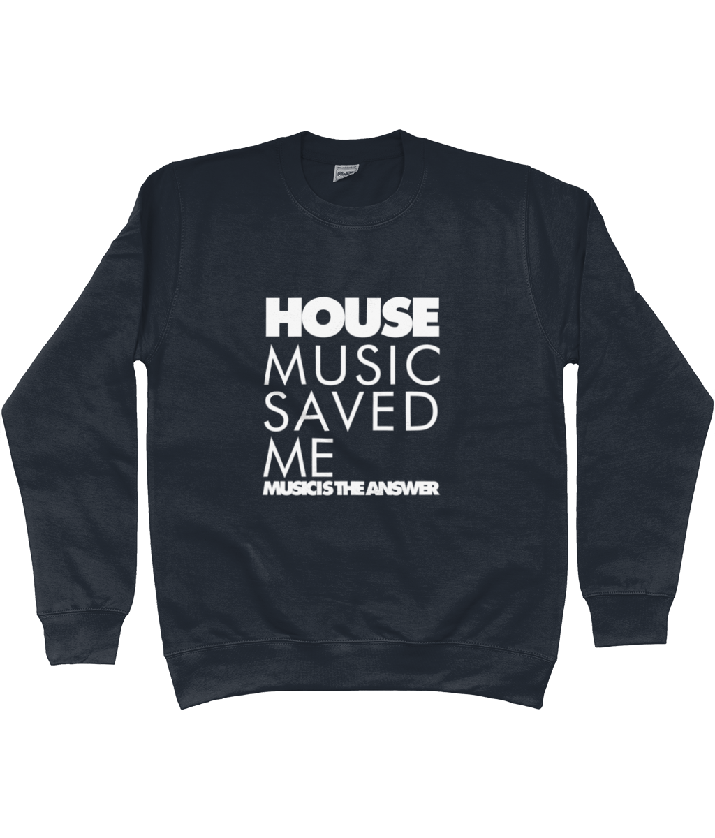 Sweatshirt Saved