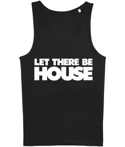 Men's Vest Let There Be House