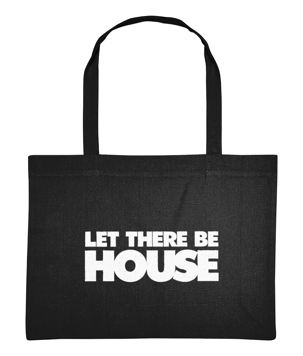 Shopping Bag Let There Be House