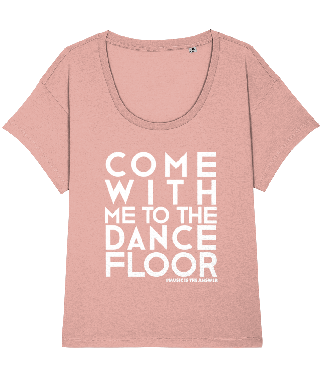 Women's Chiller T-shirt Dancefloor