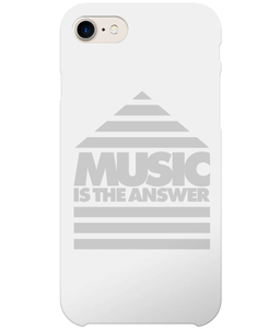 iPhone 7 Case 'Music is the Answer'