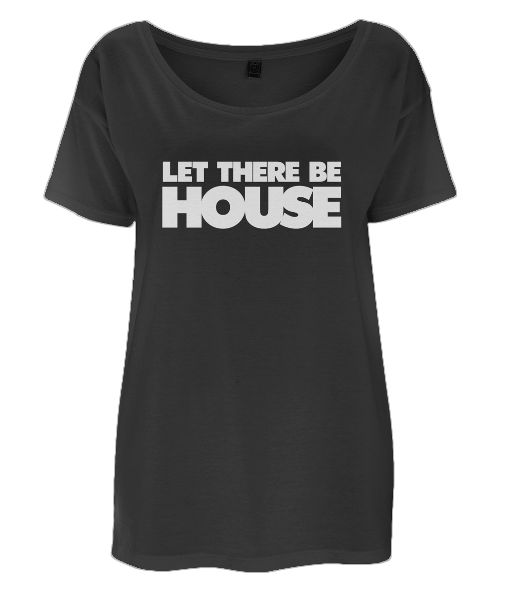 Women's Oversized T-Shirt LTBH Words