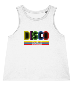 Women's Dancer Vest Disco
