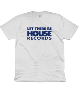 T-Shirt LTBH Records Blue