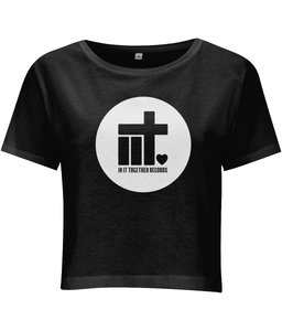 Women's Cropped T-shirt IIT Logo