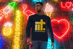 Sweatshirt IIT Gold