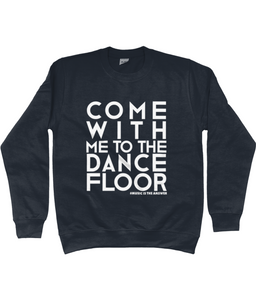 Sweatshirt Dancefloor French Navy SALE