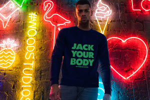 Sweatshirt Jack Body Green