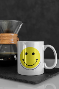 Mug Smiley Yellow