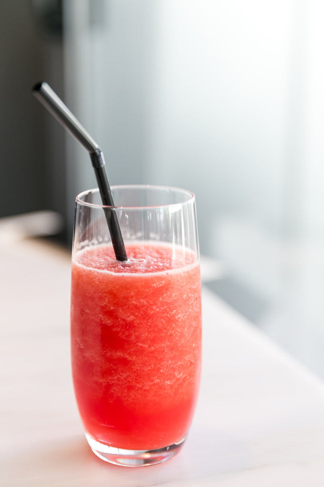 Five Minute Watermelon Frappe