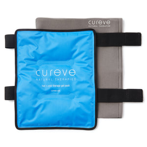 Large Hot + Cold Therapy Gel Pack with Body Wrap