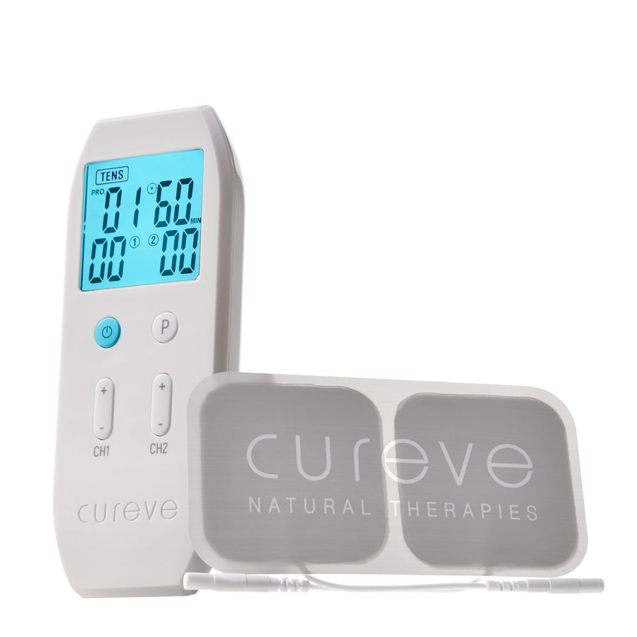 Cureve TENS + EMS Pain Relief and Recovery System