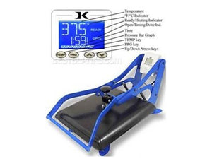 "16""x20"" Geo Knight Clamp Shell Digital Heat Press"