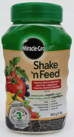 Miracle Gro Shake 'n Feed