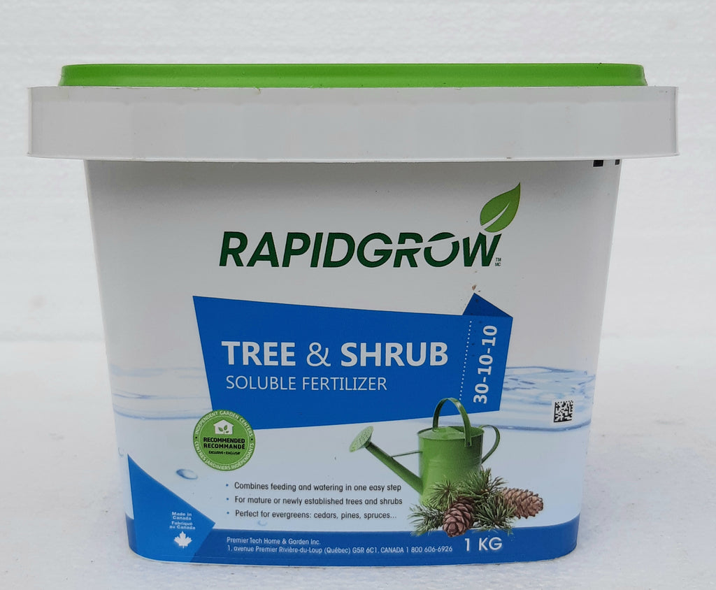 Rapid Grow Tree & Shrub Soluble Fertilizer