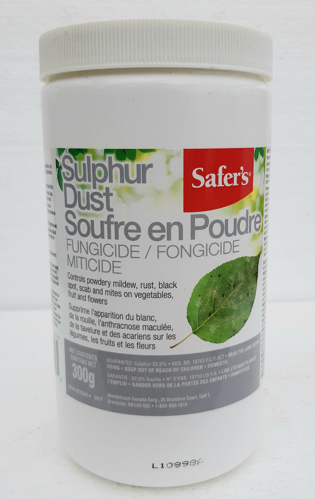 Safer's Sulphur Dust